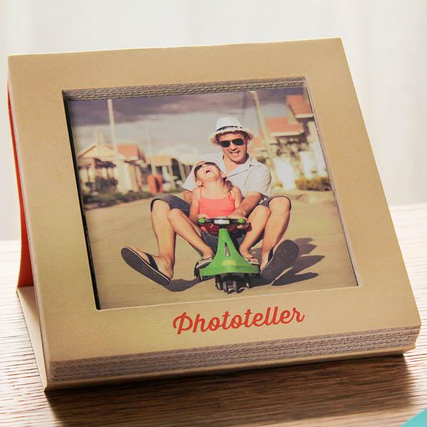 Phototeller Photo Raccolta 60 foto 12x12 ciaoalt